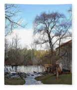 Brightwell's Mill 4 Fleece Blanket