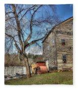 Brightwell's Mill Fleece Blanket