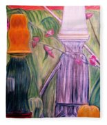 Brilliant Reflections Fleece Blanket