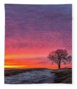 Brilliant Skies Fleece Blanket