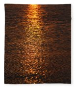 Bring Your Own Sunshine Fleece Blanket