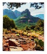 Brins Mesa 07-196 Fleece Blanket