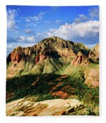 Brins Ridge 04-099pan Fleece Blanket