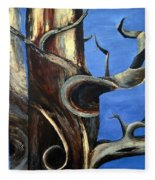 Bristlecone Tree No. 2 Fleece Blanket