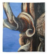 Bristlecone Tree No. 3 Fleece Blanket