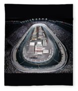 Bristol Motor Speedway Racing The Way It Ought To Be Fleece Blanket