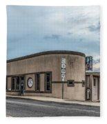 Bristol Station Brews And Taproom  Fleece Blanket