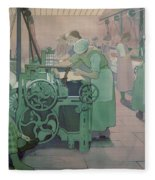 British Industries - Cotton Fleece Blanket
