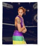 Brittney Griner Lgbt Pride 2 Fleece Blanket