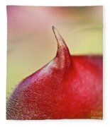 Bromeliad Fleece Blanket