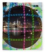 Brooklyn Ball 2 Fleece Blanket