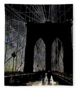 Brooklyn Gateway Fleece Blanket