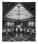 Brooklyn Museum Fleece Blanket