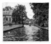Bruges Bw2 Fleece Blanket