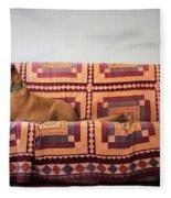 Bruno Fleece Blanket