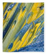 Brush Stroke Detail 8066 Fleece Blanket