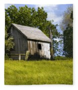 Brushy Peak  Cabin Fleece Blanket