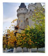 Brussels Fortress Fleece Blanket