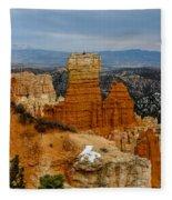Bryce Canyon Series #5 Fleece Blanket
