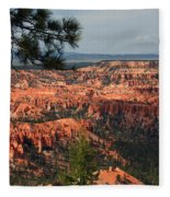 Bryce Canyon II Fleece Blanket