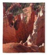 Bryce Canyon Look Fleece Blanket