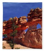 Bryce Canyon National Park Fleece Blanket