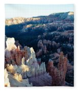 Bryce Canyon Sunset Point Fleece Blanket
