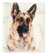 Bubba Fleece Blanket