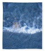 Bubble Lines Fleece Blanket