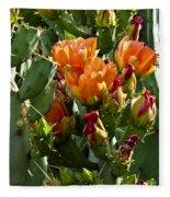 Buds N Blossoms Fleece Blanket