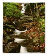 Buff Creek Falls Fleece Blanket