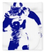 Buffalo Bills Mario Williams Fleece Blanket