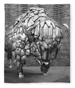 Buffalo Grand Junction Co Fleece Blanket