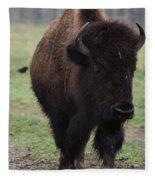 Buffalo Fleece Blanket
