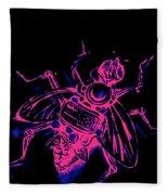 Bug, 10 Fleece Blanket