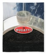 Bugatti  Fleece Blanket