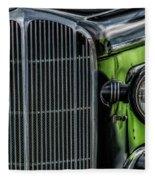 Buick Molson Washington Fleece Blanket