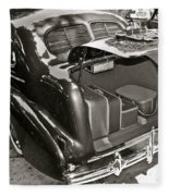 Buick Road Trip Fleece Blanket