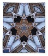 Building A Star Fleece Blanket