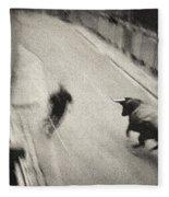 Bull Run 2 Fleece Blanket