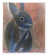 Bunny A Fleece Blanket