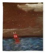 Buoy 56 Fleece Blanket