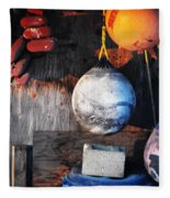 Buoy Garden Fleece Blanket