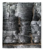 Burn Fleece Blanket