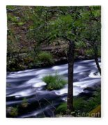 Burney Creek Fleece Blanket