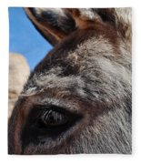 Burro Utah Fleece Blanket
