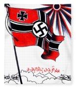 Part Of History Fleece Blanket