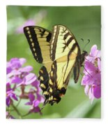 Butterfly #9 Fleece Blanket