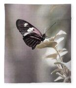 Butterfly Bliss Fleece Blanket