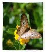 Butterfly Land Fleece Blanket